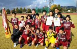 2017第41回全日本少年サッカー大会福井県大会 大虫SSS優勝!