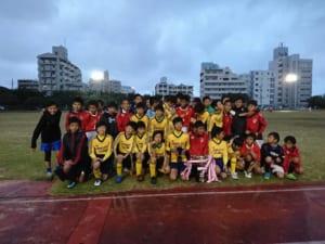 第27回宜野湾市招待ジュニアサッカー大会はごろもカップ 優勝は大山SC!