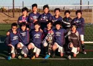 【四国】U-13リーグ サザンクロス 2017 結果!優勝はFCコーマラント(香川県)