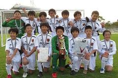 2017年度 神戸市サッカー協会U-12少年サッカーリーグ【2部B】優勝は東・センアーノC、西5年・マリノD!西6年の情報提供お待ちしています!