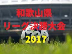 2017年度 第41回 和歌山県少年サッカーリーグ決勝大会 Bリーグ 3/4開催!地区予選情報お待ちしています!