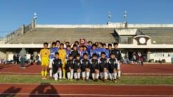 2017おきぎんJカップ第40回沖縄県ジュニアサッカー大会宜野湾市地区 嘉数優勝!