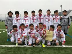 2017年度 第40回 愛媛県少年サッカー新人大会 U-11 優勝は帝人SS!写真掲載!