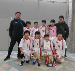 2017年度 第14回 金沢市少年フットサル大会 U-12 優勝は金沢南JSC!