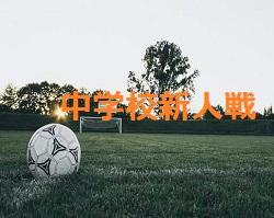 2017年度第30回広島市中学1年生サッカー大会結果 優勝は西区!
