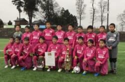 JA全農杯チビリンピック2018小学生8人制サッカー 第13回滋賀県大会 優勝はFCジュニオール!