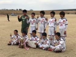 2017年度 第33回 しらさぎ杯少年サッカー大会 U-12 優勝はFC中村!!