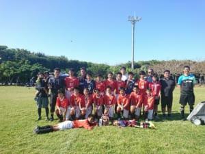 第31回(2018) 6年生さよならサッカー大会 優勝は大山SC!
