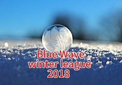 Blue Wave winter league 2018(九州+山口グループ)K-1リーグ ラスト1試合3/30