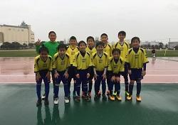 2017年度第21回熊本県地域選抜少年サッカー大会(5年)優勝は熊本中央トレセン シリウス!