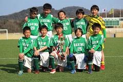2017年度 第4回アスパスプリングカップ小学生サッカー大会5年生以下の部 優勝は播磨SC(兵庫県)!まだまだ情報提供お待ちしています!