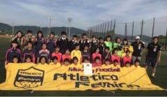 2018年度 JFA第23回全日本女子U-15サッカー選手権大会 奈良県予選 優勝はアトレティコフェミーナ!