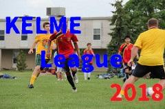 KELME League(ケルメリーグ)2018 1部リーグ戦表掲載!2部情報提供お待ちしています!