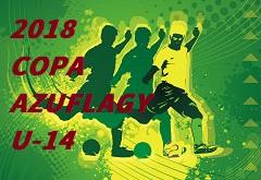 第3回 2018.COPA AZUFLAGY(コパ・アズフラージ、通称AFG) U-14 結果随時更新中!リーグ戦表入力お待ちしています!