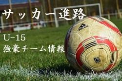 【U-15強豪チーム紹介】愛知県 名古屋グランパスU-15(東海地域リーグ所属 2017年度クラブユース選手権県予選免除)