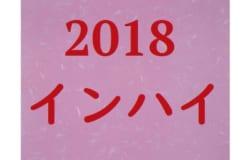 2018年度 栃木県高等学校総合体育大会 女子サッカー競技 優勝は宇都宮文星女子!!