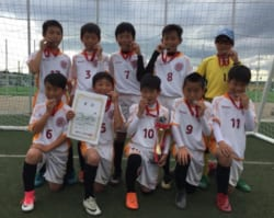 堺市スポーツ少年団 2018年度 新人戦サッカー大会 優勝は新金岡FC!結果情報お待ちしています