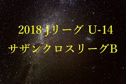 2018 Jリーグ U-14 サザンクロスリーグB  6/16 結果掲載!次回 6/24