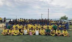 2018年度 第33回 日本クラブユースサッカー選手権(U-15)大会 奈良県大会 優勝はソレステレージャ奈良2002!