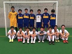 2018年度 第24回全日本ユース(U-15)フットサル大会 姫路予選 県大会出場はロサーノFCボカ!優勝はロサーノ、アグアA!