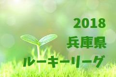 2018年度 兵庫県ルーキーリーグ(U-13) 6月~開幕予定!ブロック編成一部掲載!情報提供お待ちしています!