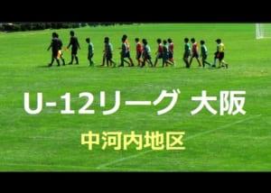 2018年度 U-12リーグ 第42回全日本少年サッカー大会 中河内地区 2次リーグ 9/17結果更新!次回9/22,24