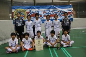 2018年度 JFAバーモントカップ 第28回全日本U-12フットサル選手権 栃木県大会 宇河地区予選 優勝はともぞうSC!