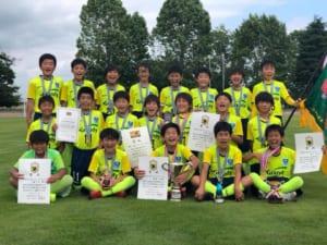 2018年度 クオリィアカップ 第4回 関東少年サッカー大会 栃木県予選U-12  優勝は栃木SCジュニア!