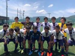 2018年度 JFA第5回全日本U-18フットサル選手権大会滋賀県大会 優勝・関西大会出場は野洲高校!