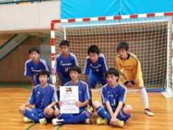 2018年度 JFA第5回全日本U-18フットサル選手権大会 岐阜県大会 優勝はチェレスティーノ クラブフットボール!