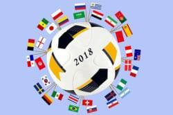 【W杯7/14号】ベルギー、アザール弾で2-0イングランド撃破!同国W杯史上最高成績3位に輝く!テレビ放送予定まとめ、グループリーグ結果他