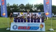 2018年度 第9回 EXILE CUP 関西大会1(京都府開催)優勝は大阪市ジュネッスFC!