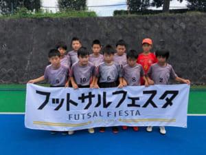 フットサルフェスタ2018 東日本地域大会 U-12 優勝はP.S.T.C. LONDRINA SF UM!