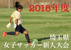 2018年度 埼玉県女子サッカー新人大会 情報お待ちしています!