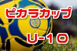 2018年度 第9回 ピカラカップ高松地区ジュニアサッカー大会(U-10の部) 優勝はこやまR!