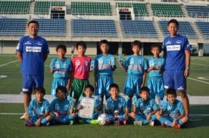 2018年度 第4回JCカップU-11少年少女サッカー大会 関東地区予選大会(神奈川開催) 優勝はPALAISTRA U-12!! 3決結果更新!情報ありがとうございました!