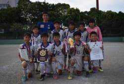 2018年度 第8回足柄FCチャレンジカップU-11大会 優勝はSCH.FC!