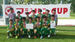 2018 フジパンCUPユースU-12サッカー大会 三重県大会 大山田SSS!