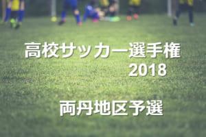 2018年度 両丹高校サッカー選手権大会 組合せ決定!7/22~開催!