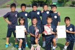 2018年度 第14回ドリームカップ争奪 5年生サッカー大会 優勝は妙義ジュニアサッカークラブ!