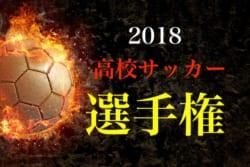2018年度 第97回全国高校サッカー選手権<山形県大会>組合せ決定!10/6開幕!